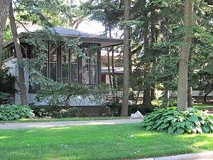 Frank J. Baker House - Image: Frank J. Baker House