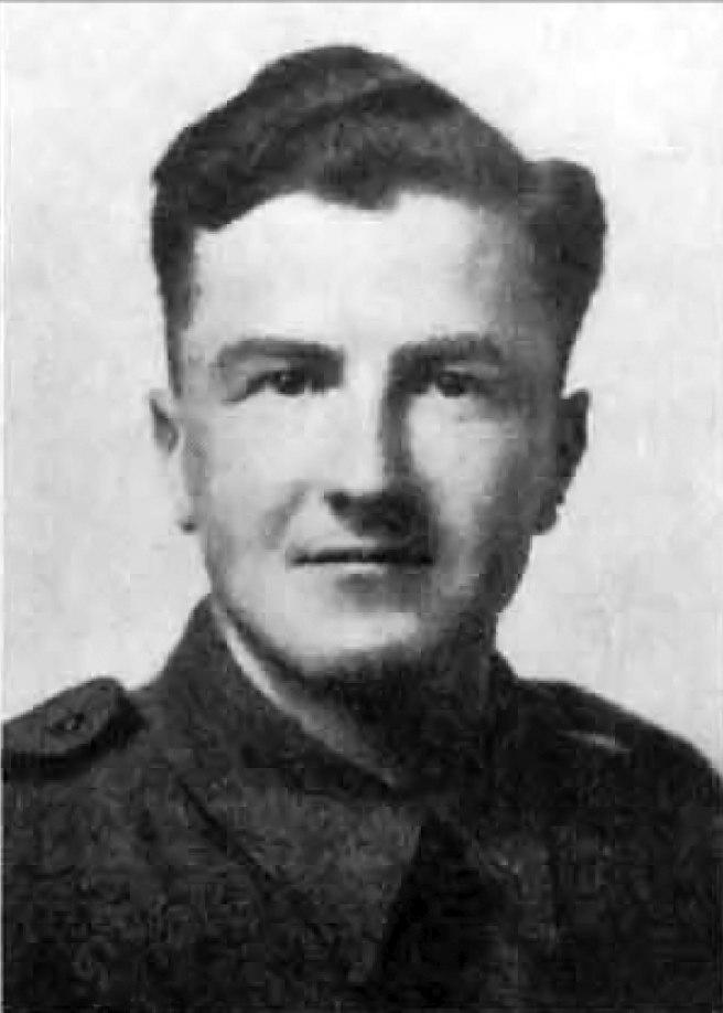 Frank McLardy RAMC