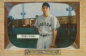 Frank Sullivan (baseball) - Image: Frank Sullivan