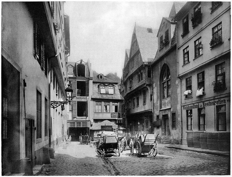 File:Frankfurt Am Main-Fay-BADAFAMNDN-Heft 04-Nr 039-1897-Im Hainer Hof-UCSAR.jpg