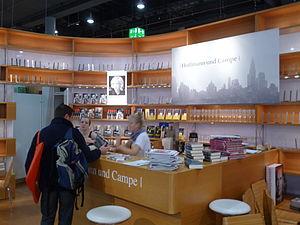 Ganske Publishing Group - Image: Frankfurta librofoiro 2012 eldonejo Hoffmann und Campe