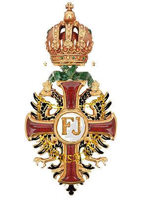 Order of Franz Joseph - Image: Frans Jozef Orde van Oostenrijk 3