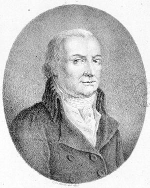 Unterschneidheim - Franz Bühler in 1817