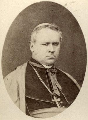 Franz-Josef Rudigier - Franz Joseph Rudigier in 1870.