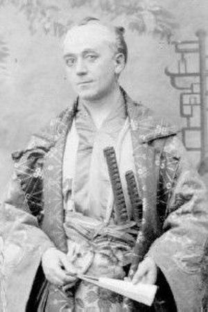 Frederick Bovill - As Pish-Tush in The Mikado (1885)