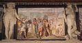 Fregio di Giasone e Medea 08 ludovico carracci, sacrificio del toro nero, 1584 ca..JPG