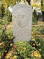 Friedhof der Dorotheenstädt. und Friedrichwerderschen Gemeinden Dorotheenstädt. Friedhof Okt.2016 Arno Wyzniewski.jpg