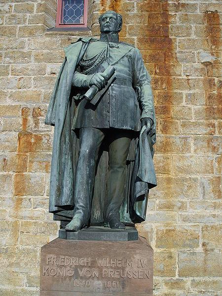 File:Friedrich Wilhelm IV. Burg Hohenzollern.JPG