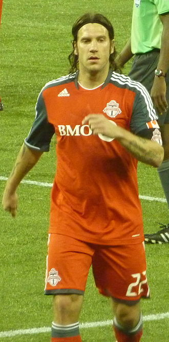 Torsten Frings - Frings playing for Toronto at Rogers Centre on 7 March 2012