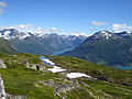 From Årheimsfjellet mot Lodalen.jpg