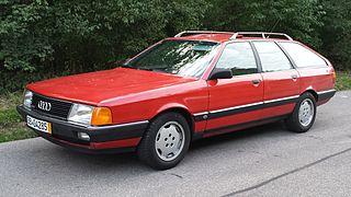 100 (C3) - Audi