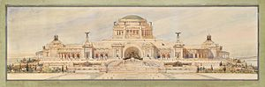 Front Elevation for a Monument to the Unknown Soldier 2063617 MAL 280 005.jpeg