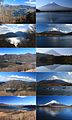Fuji Five Lakes and Mount Fuji.jpg