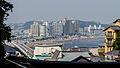 Fujisawa as seen from Enoshima Island 130809 7-2.jpg