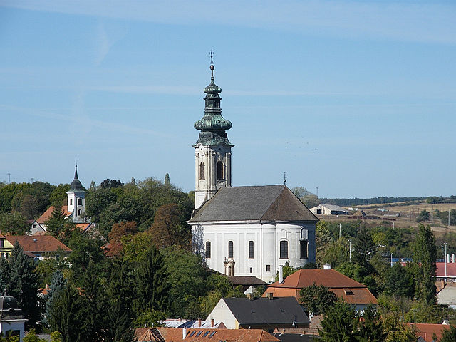 Saint Nicholas Church, Eger