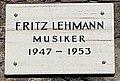 Göttinger Gedenktafel - Lehmann, Fritz.jpg