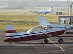 G-AYWM Glos Airtourer (31299562842).jpg