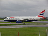G-DBCH - A319 - British Airways