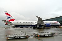 G-ZBKJ - B789 - British Airways