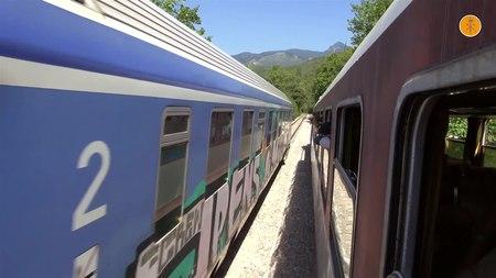 File:G.E. A-223 on Excursion Trains at Lianokladi-Tithorea route.webm