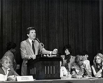 Gary Hart - Gary Hart in San Francisco, 1984.