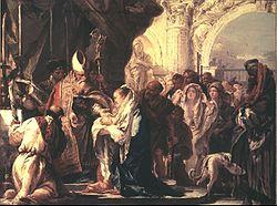 Giovanni Domenico Tiepolo: The Presentation in the Temple