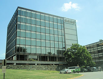 GEICO - GEICO headquarters in Chevy Chase, Maryland