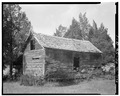 GENERAL VIEW OF BARN - Loch Dhu, Barn, State Route 6 and County Road 59, Eutawville, Orangeburg County, SC HABS SC,8-EUTA.V,2B-1.tif