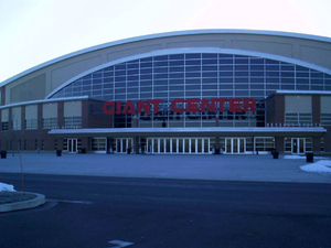 Das Giant Center in Hershey
