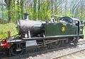 GWR Small Prairie Tank No 5542 Shackerstone Station.jpg