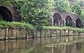 GWR arches, below Conham Ferry - geograph.org.uk - 181452.jpg