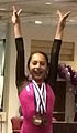 Gabriella Ricca World Championship Win.jpg
