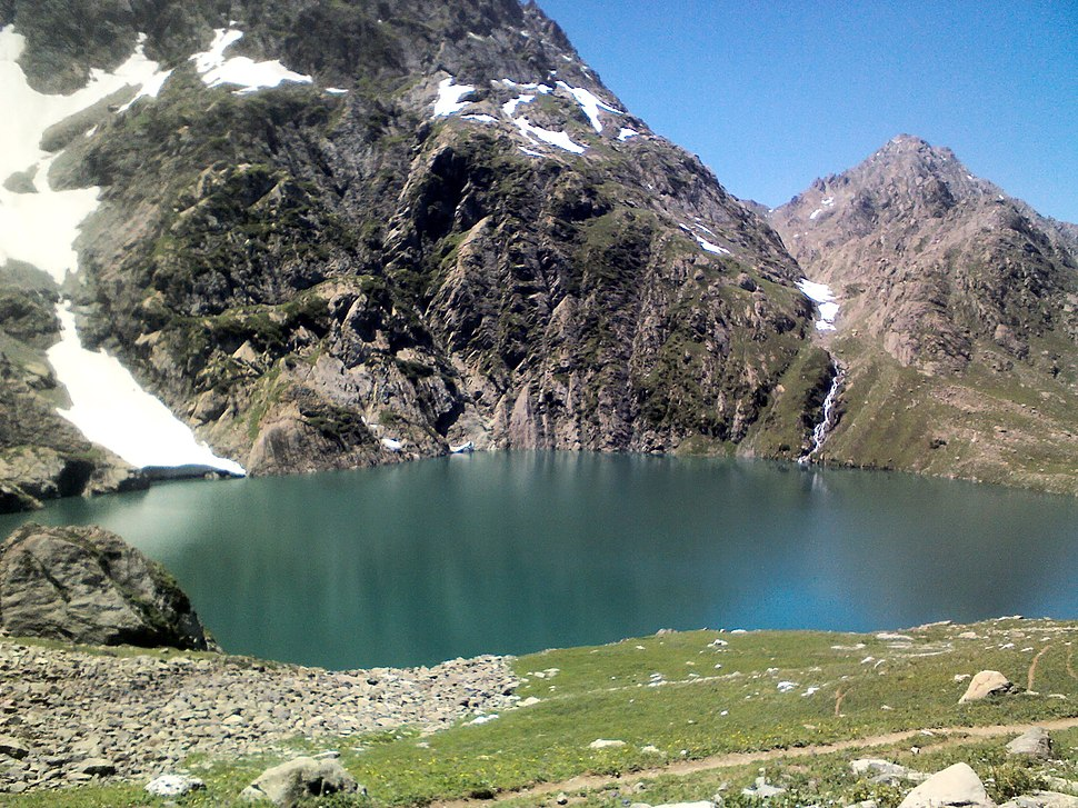 Gadsar lake1