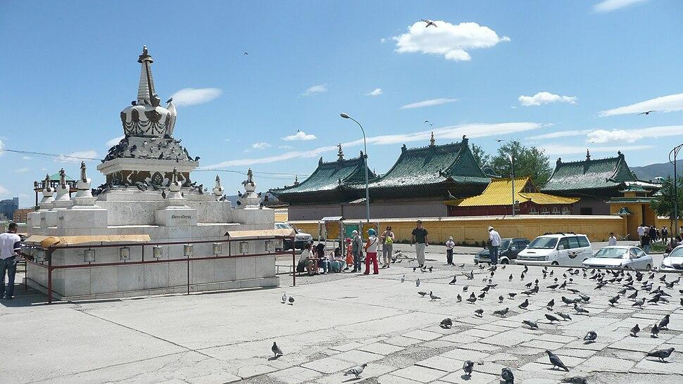 Gandan Monastery 24