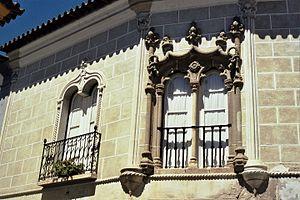 Garcia de Resende - House of Garcia de Resende, Évora
