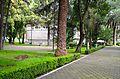 Garden of Museo Arqueológico de Xochimilco, Ciudad de Mexico, Mexico City.JPG