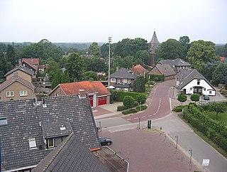 Garderen Municipality in Gelderland, Netherlands