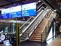 Gare de Lyon metro L14 sortie milieu.jpg