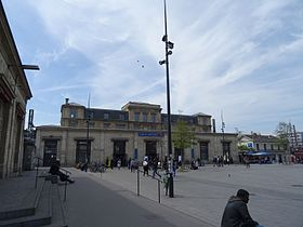 Image illustrative de l'article Gare de Saint-Denis