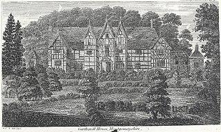 Garthmill House, Montgomeryshire