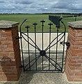 Gate. Aviator Hotel. Sywell. - panoramio.jpg