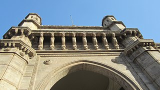 Gateway of India closer view.JPG