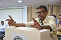Gautam Basu Speaks - Ganga Singh Rautela Retirement Function - NCSM - Kolkata 2016-02-29 1350.JPG