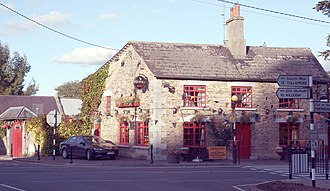 Geashill - Image: Geashill, County Offaly geograph.ie 1827181