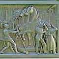 "Gebhard Leberecht von Blücher – Statue, socle – ""Return of the Quadriga"".jpg"