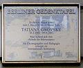Gedenktafel Fasanenstr 68 (Charl) Tatjana Gsovsky.JPG