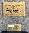 Gedenktafel Wissmannstr 6 (Grune) Rainer Kriester.jpg