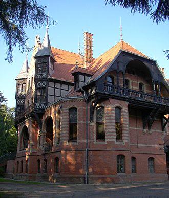 Jagdschloss - Jagdschloss Gelbensande