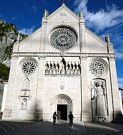 Cathedral o Gemona.