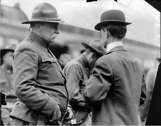 John Chase (doctor and soldier) - Gen. John Chase in 1914